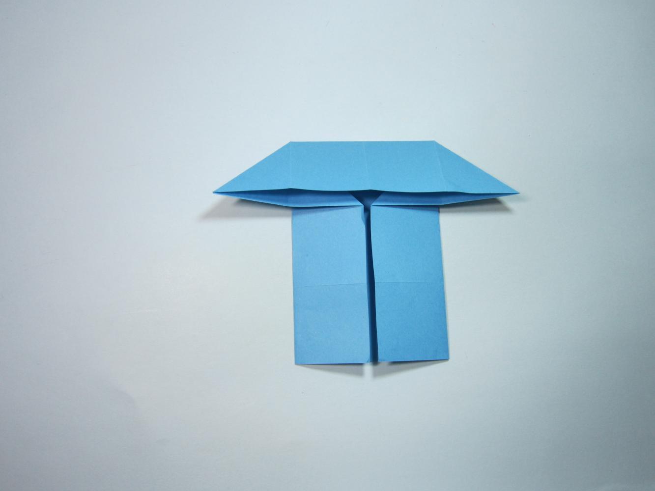 儿童手工折纸小船 双船的折法步骤图解!