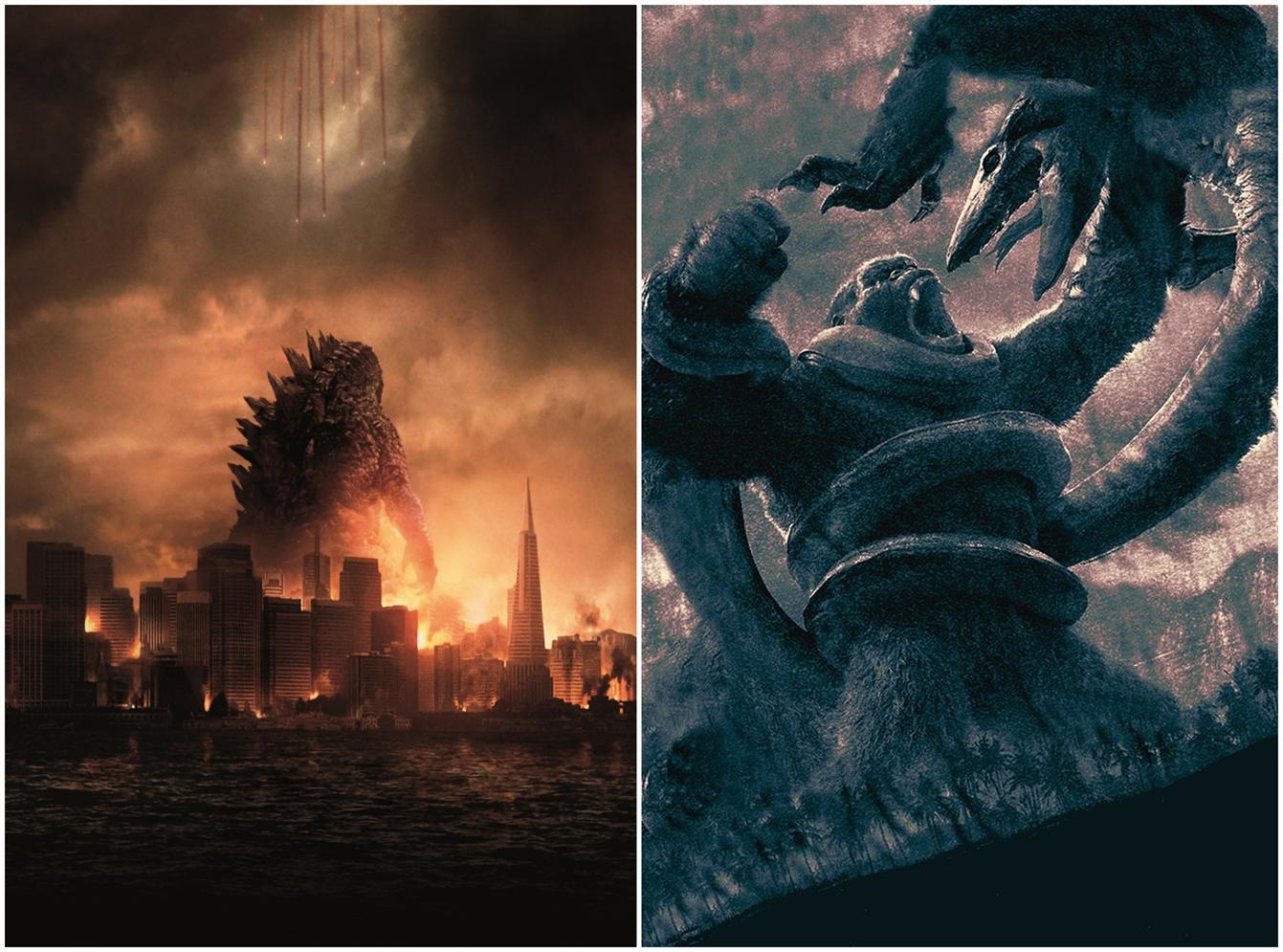 《哥斯拉大战金刚》即将开拍,《怪兽之王》试映口碑曝光