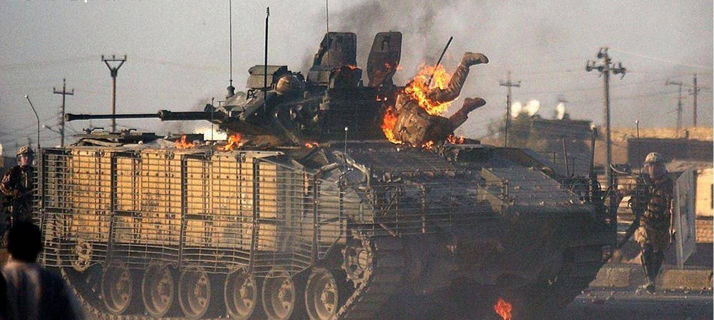 产战争_两伊战争,伊拉克倾家荡产买美国武器,甚至从中国进口