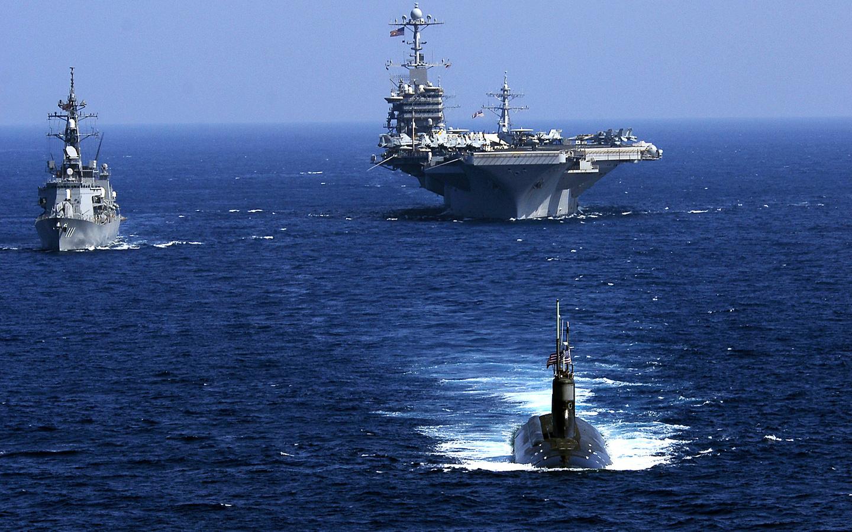 美国水下航母将投入实战,能否改变海战模式?