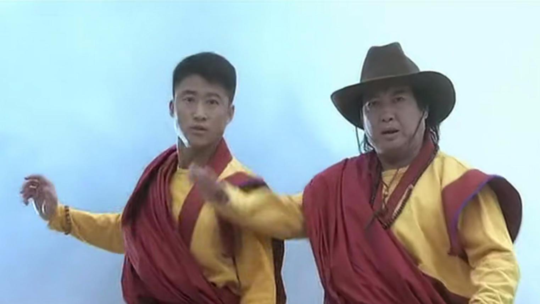 3分钟看完吴京早期电影《双子神偷》