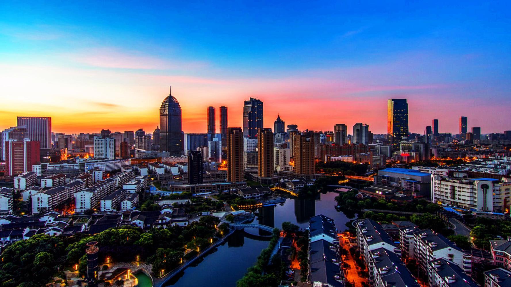 常州最具竞争力的7个城市,江苏第1,南京第3,苏州第理世攻略图片