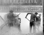 尘肺病,煤矿工人都来看看,将来老了就后悔了