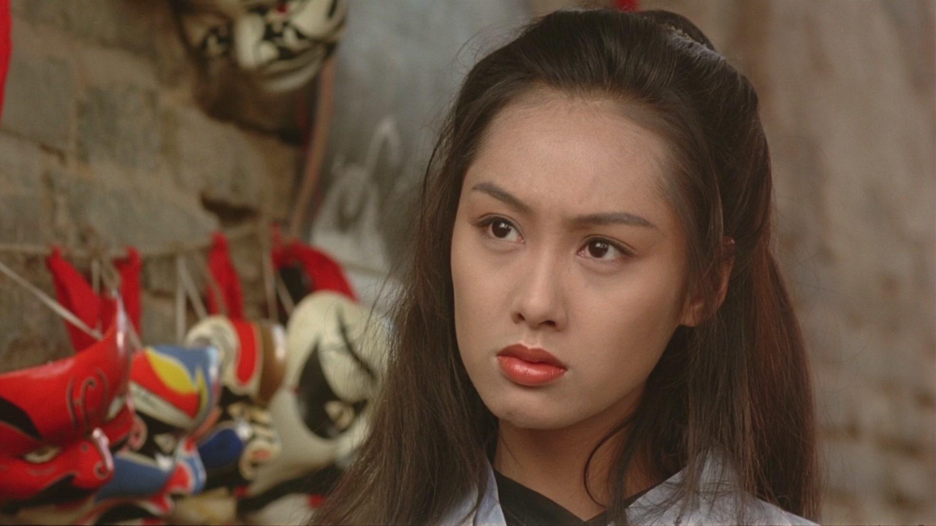 香港电影史上6大美女,演绎无法超越的美,你最喜欢哪位卡通美女唯美图片