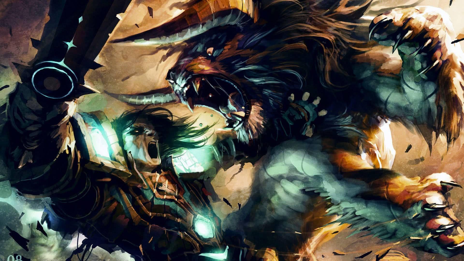 魔兽世界:8.0赞达拉巨魔德鲁伊猫形态曝光