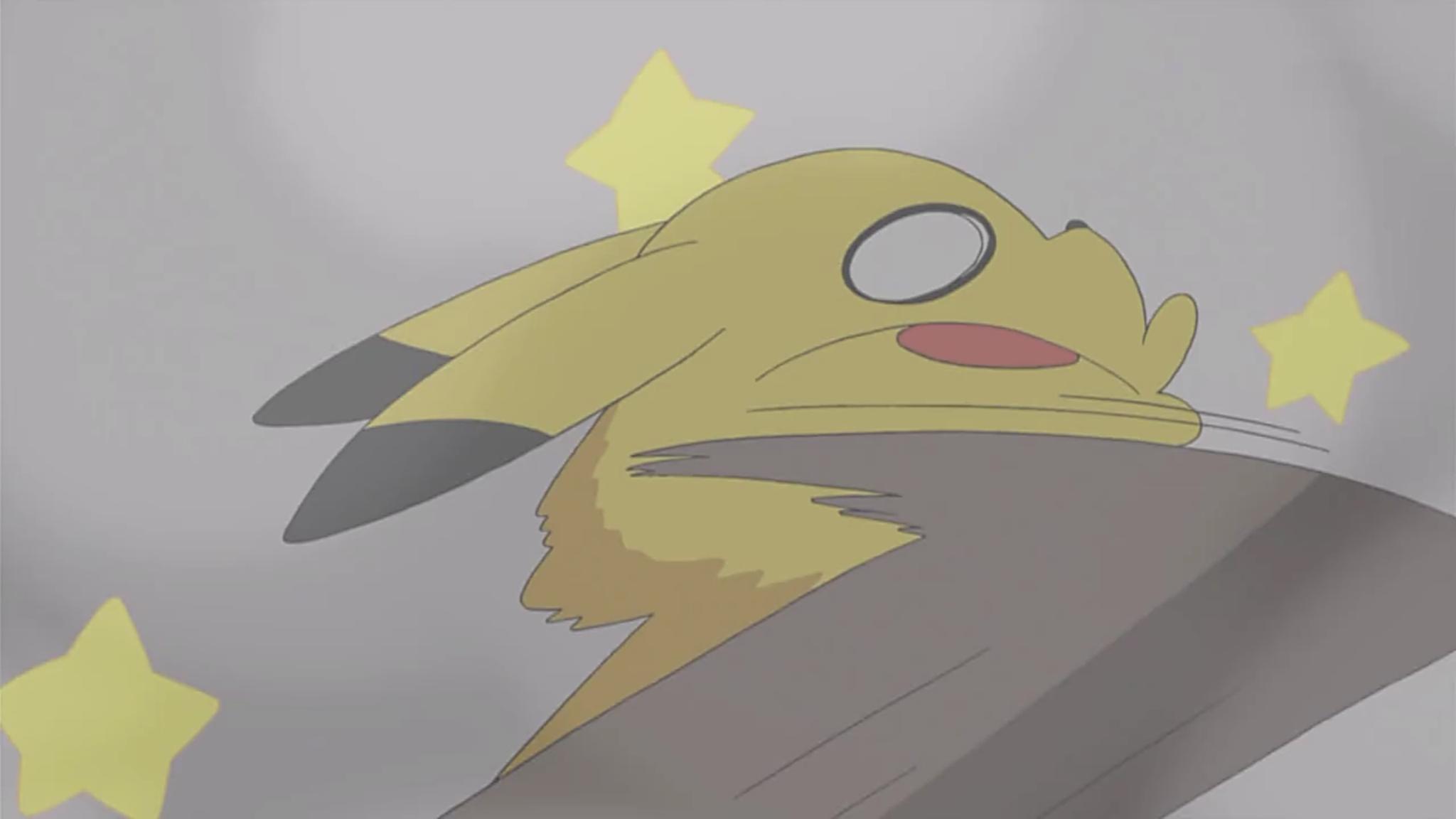 没错,这图上这样黄色孤独的背影,不是可达鸭是谁(港译作傻鸭,这名字挺