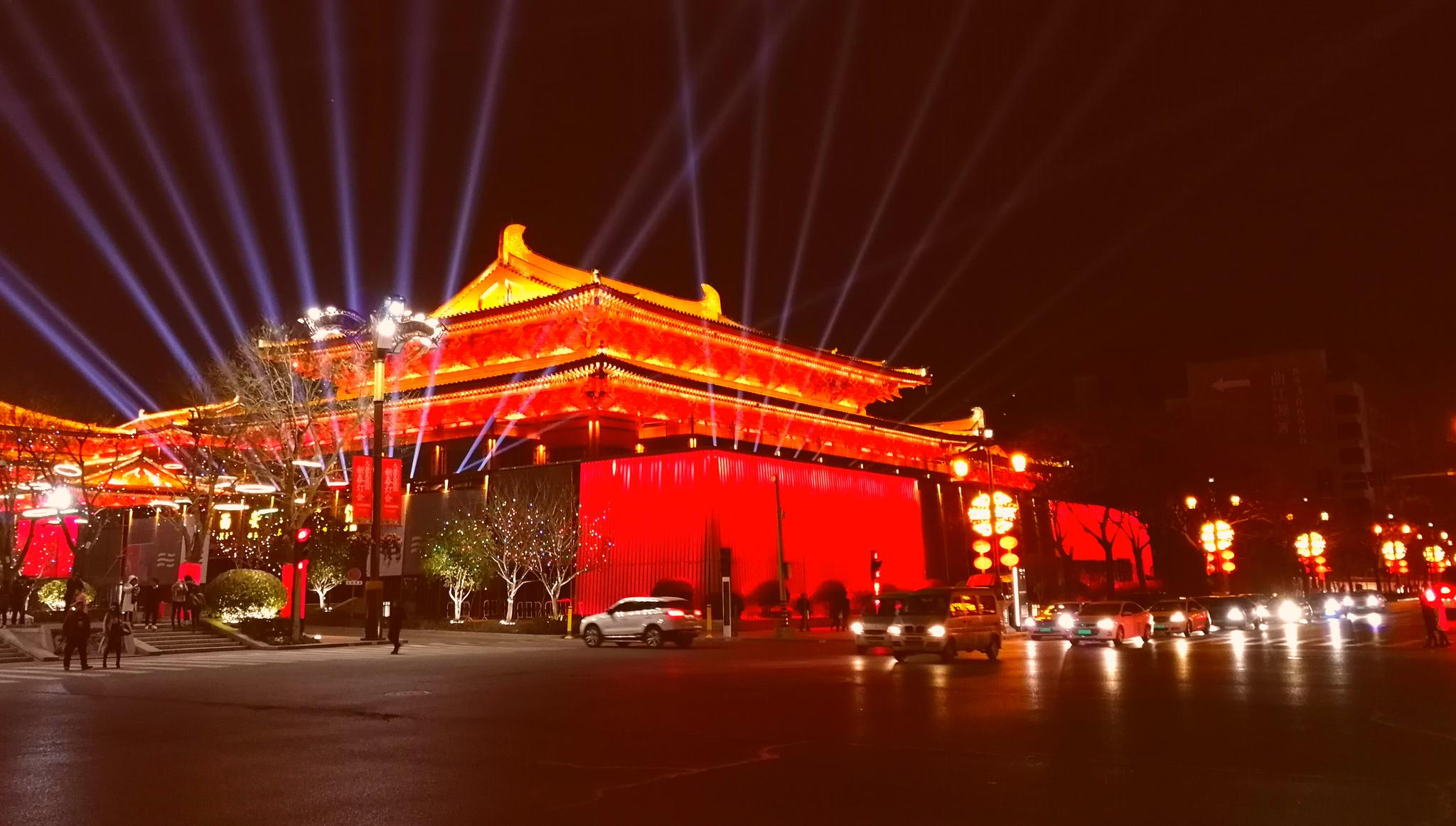 西安大唐不夜城2021