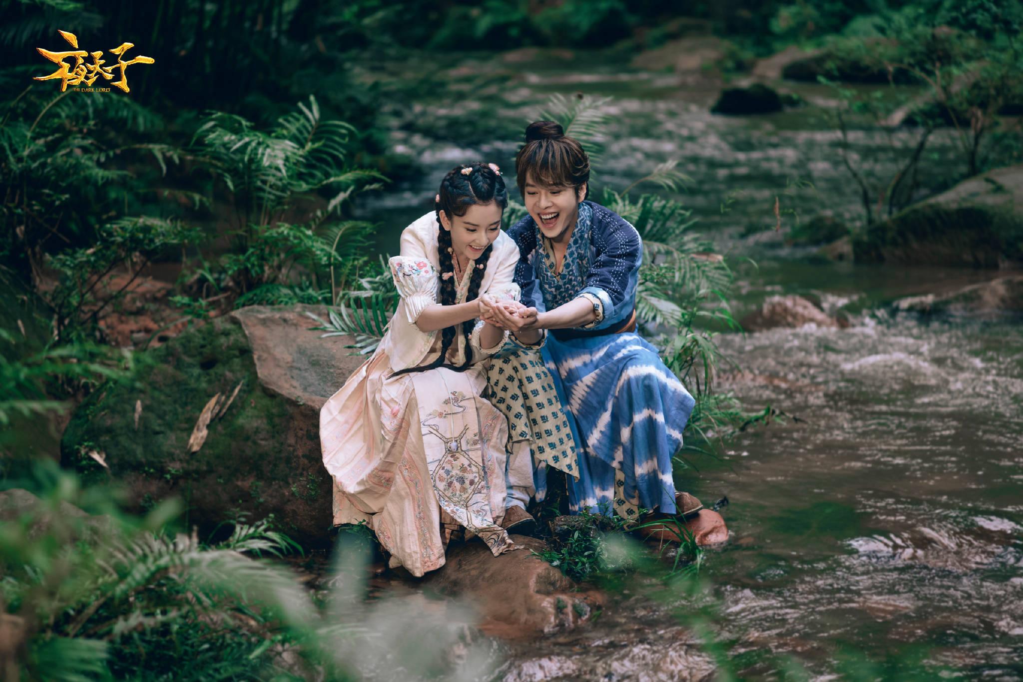 电视剧《夜天子》情人节发糖,徐海乔宋祖儿恋爱力满分