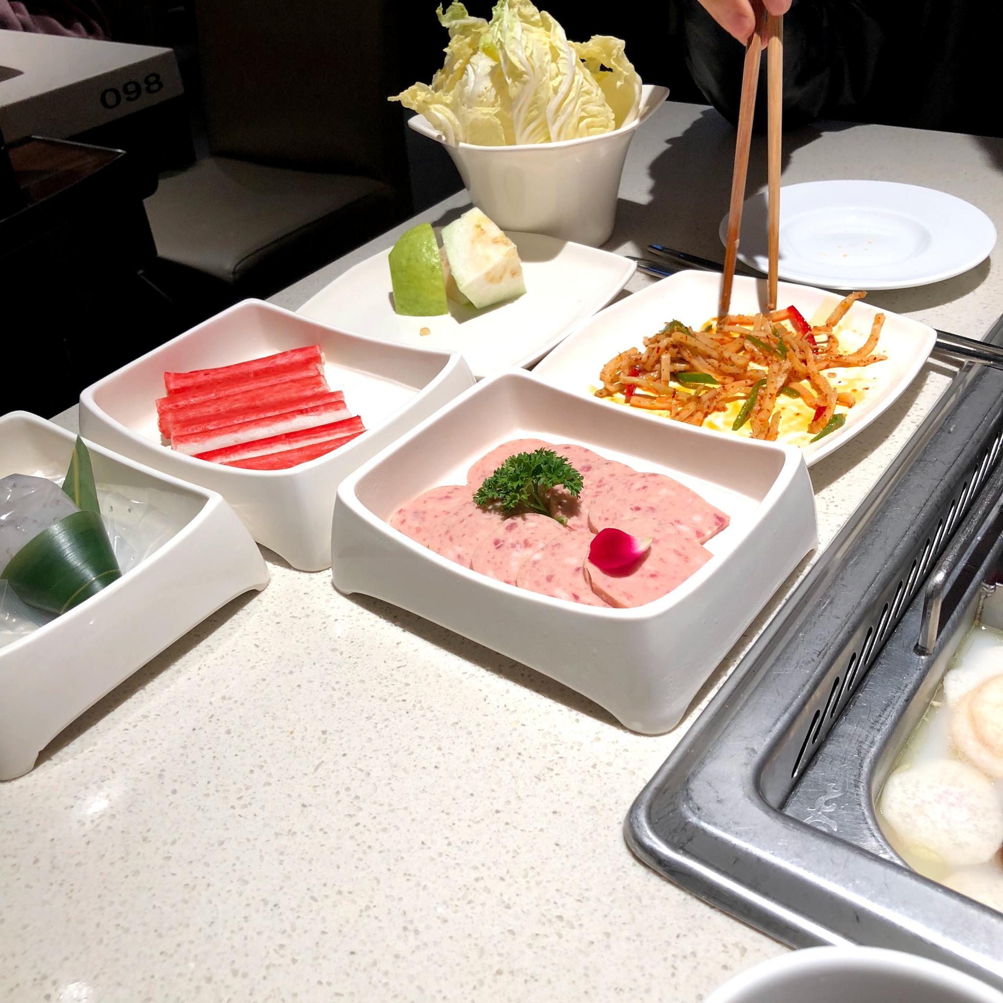 v吃法一下吃法捞网红海底,蟹蟹送的阿根廷红虾现代领动和奔腾b50参数对比图片