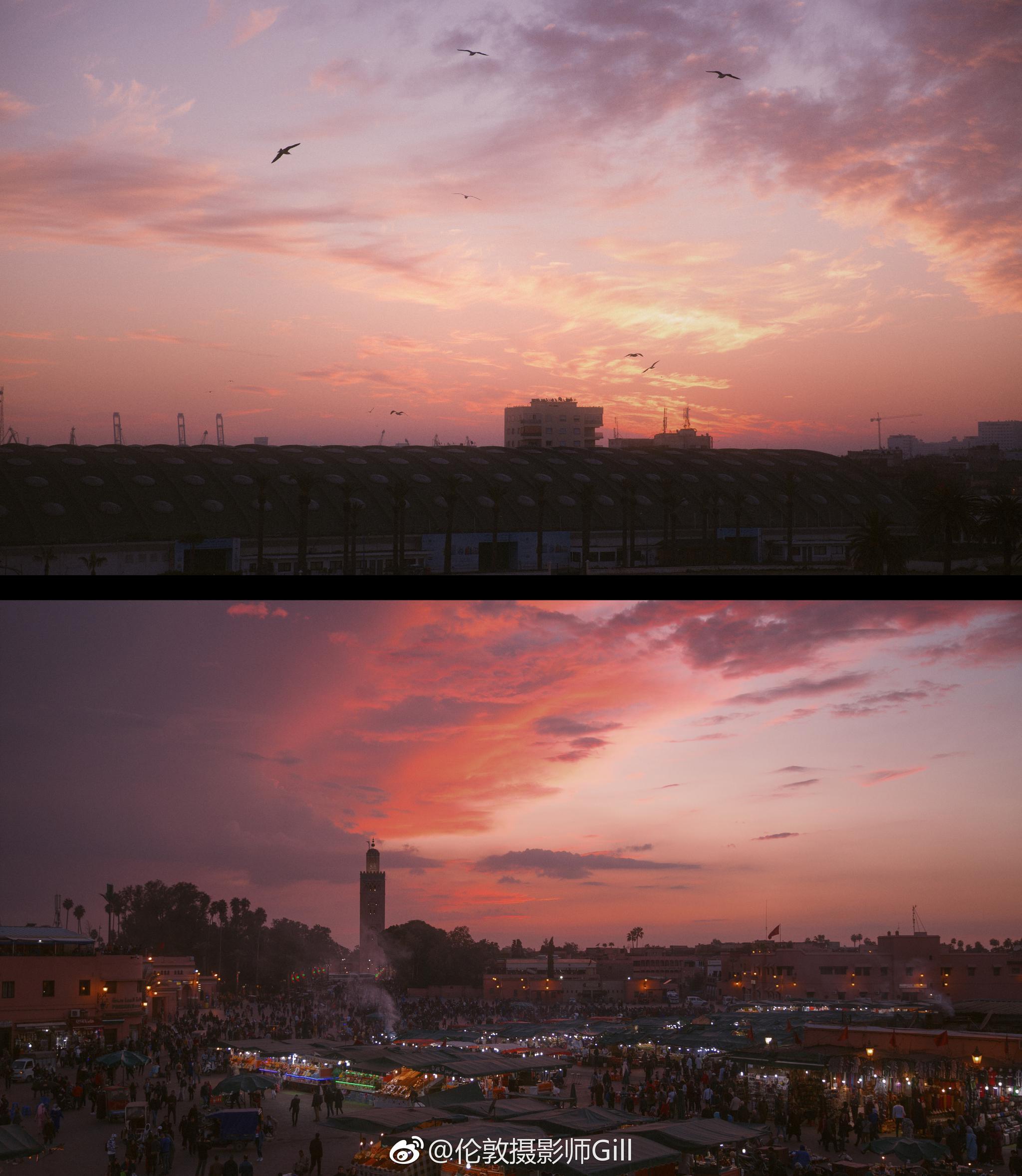 摩洛哥 | 在摩洛哥的好天气里安静看了无数个日