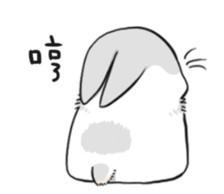 萌萌哒几兔表情包图片