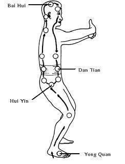 为什么太极高手练拳都要求命门后突,看完这几张图你就明白了