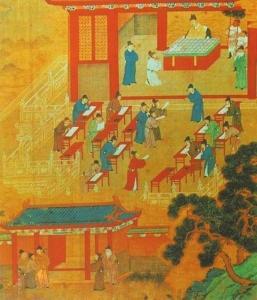 古代哪些科举状元是怎么考成的?经历了哪些过程?