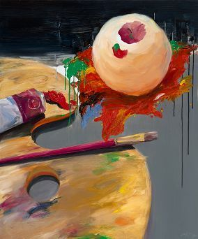 自由行走跨界艺术家 美国艺术大奖赛获奖者——何永福