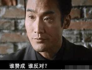 盘点香港电影中8大经典黑帮老大:小马哥成经典
