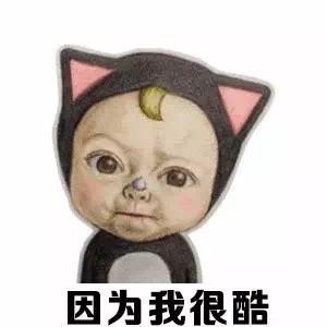 马勒戈壁 跟我比酷你将会失去本宝宝 sadayuki表情包图片