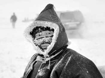 中国十大最冷之地:气温零下50
