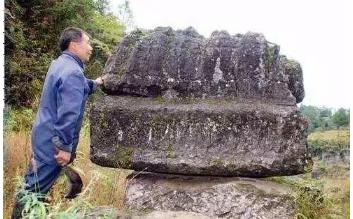 """中国有块""""怕痒""""的巨石,有人说它是孙悟空,专家的解释令人失望"""