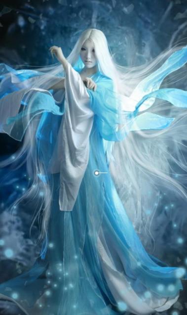十二星座专属蓝色古装,白羊座很仙,狮子座充满异族气息!