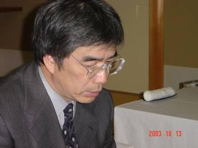 加藤正夫名局系列5:击败石田芳夫 首次夺取王座头衔