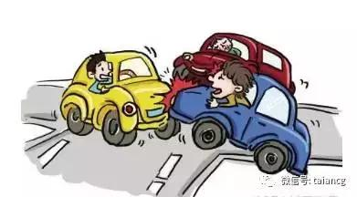 秒懂!最新交通事故责任划分图!