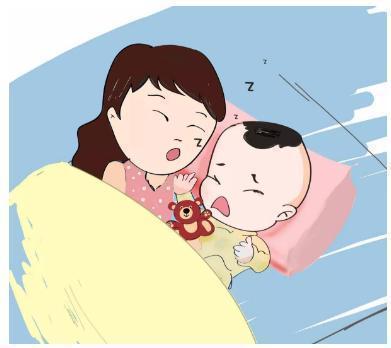 孩子睡眠质量不好_冬天别让孩子这么睡觉,不仅影响睡眠质量,还能让孩子感冒加重