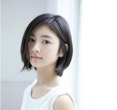 女生短发发型图片,这些短发造型2018持续火图片图片