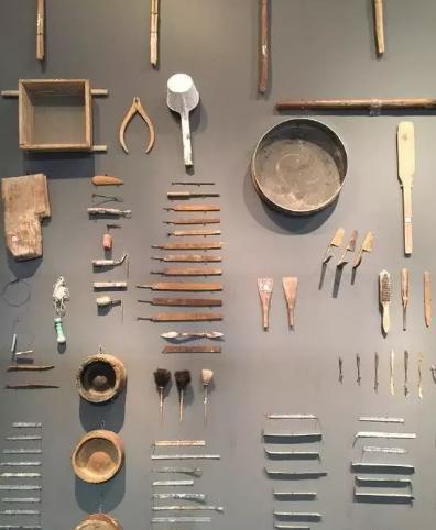 青瓷制作工具 各种自制修坯刀抢眼