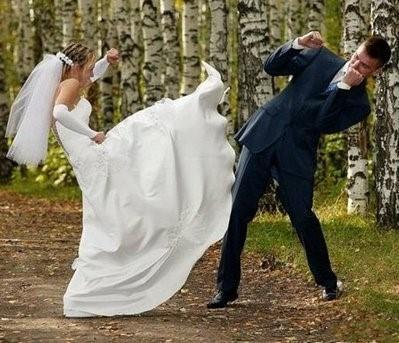 中国式婚闹太小儿科,看这几个国外的婚礼恶俗你受得了