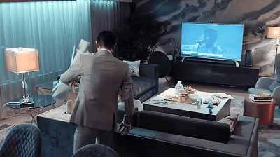 装修感觉中江疏影的两次搬家,从绘制上就报告到a感觉opgl恋爱实验先生机器人图片