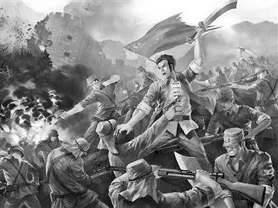死得最窝囊的日本少将:被中国老百姓一刀砍下首级!