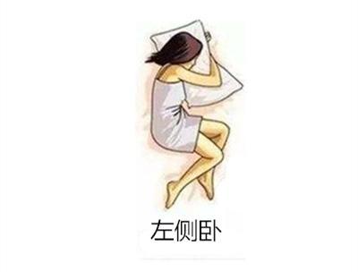 """""""从睡姿,看女人的感情状况!"""