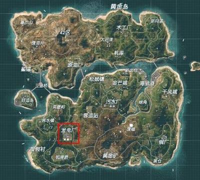 终结者2新地图无畏峡湾地图解析:发电厂