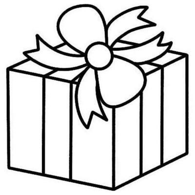 2017圣诞节图片简笔画图片大全,圣诞节主题画简笔画