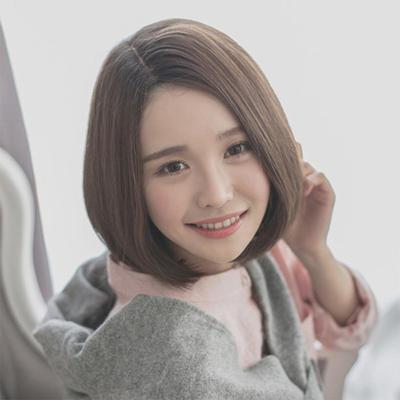 时尚发型:适合脸大女孩子的六种发型!图片