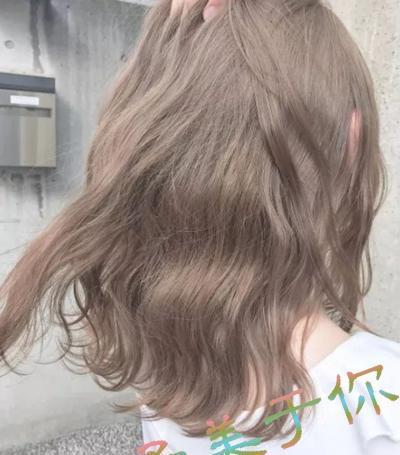 皮肤黄染什么颜色头发显白?这9款显白发色黄皮随意选图片