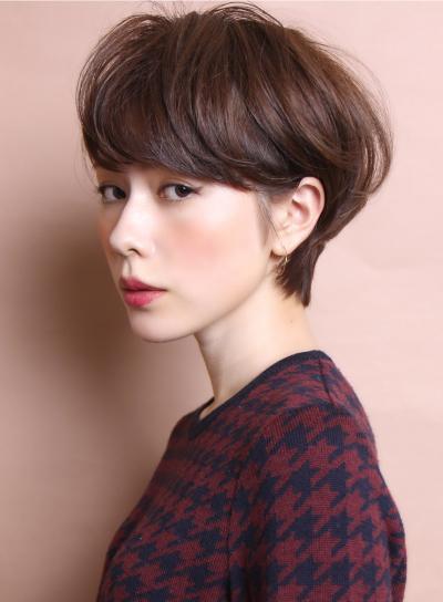2018春季值得一剪的8款女士短发发型图片