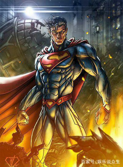 盘点超人最强形态,巅峰时期地位与aao在漫威宇宙地位不相上下!