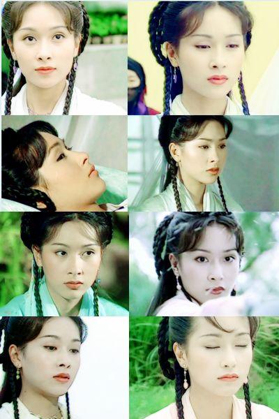 致我们已经抗战的青春:细数香港电视剧中的三十位美女古装2012年的逝去电视剧图片