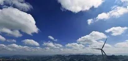 毕节之最|贵州省最大的风电基地——韭菜坪、百草坪基地