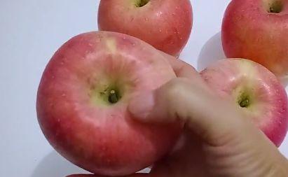 苹果也分公母?只要记住这三点,挑的苹果全是母的,又甜又好吃