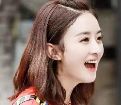 春节假期这4位明星的发型让你美到底,我喜欢郑爽的发型,你呢