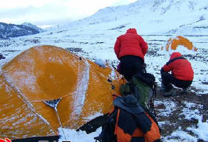 摘自:《哈尔罗杰历险记》探险队员受伤住院