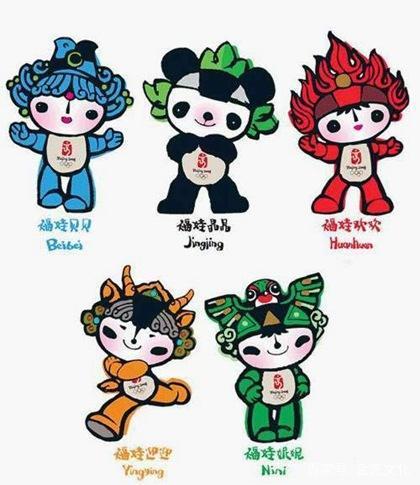 熊孩子玩嗨了?东京奥运吉祥物揭晓!中日韩三国奥运吉祥物哪家强图片