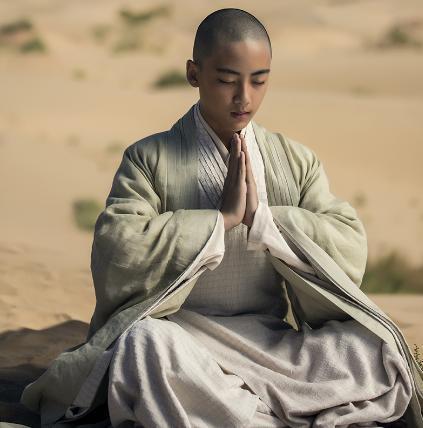 最帅和尚_扮和尚最帅的男星: 吴亦凡的俊秀, 刘德华的沧桑, 赵文卓的禁欲系