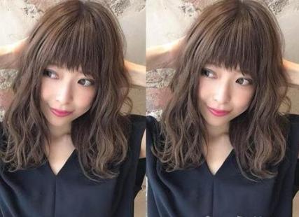 2018流行什么发型,8款齐肩烫发时尚又减龄