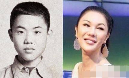 20岁变性, 12年换7次脸, 37岁风景出嫁给小鲜肉, 当今活成微丫头面貌