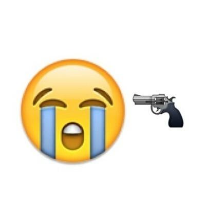 恶搞的emoji头像表情包图片