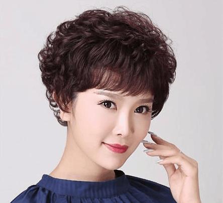 发型|女性|头发图片