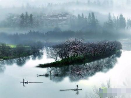 描写春雨,夏雨,秋雨,冬雨,的古诗词,意境唯美原